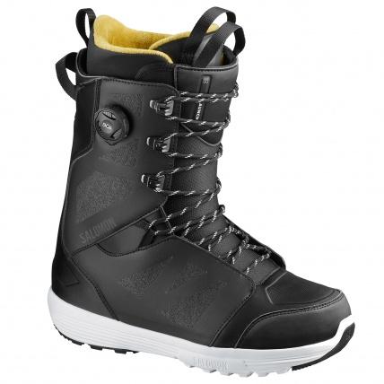 Salomon Launch Lace BOA SJ Mens Snowboard Boots