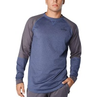 Dakine - Union Mid Weight Crew Base Layer Mens Night Sky