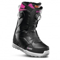 Thirty Two - Lashed Double Boa Black Pink Ws B4BC Snowboard Boots