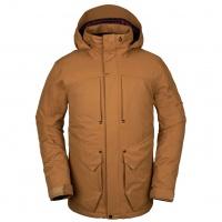 Volcom - Anders 2L TDS Caramel Mens Jacket
