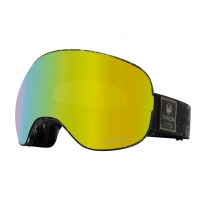Dragon - X2 Lunar Luma Lens Gold Ion Snow Goggles