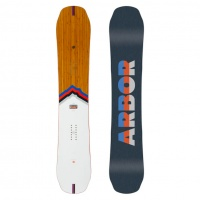 Arbor Snowboards - Shiloh Camber Snowboard