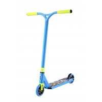 Sacrifice - Claudius Vertesi Team Signature Scooter Caribbean Blue