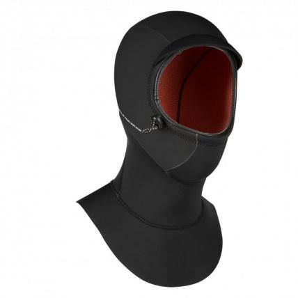 Marshall Hood Long 3mm Black Wetsuit