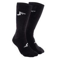 Footprint - Painkiller Knee High Black Socks