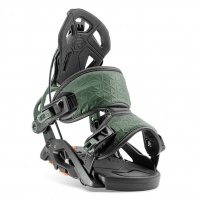 Flow - Fuse-GT Fusion Black Snowboard Bindings