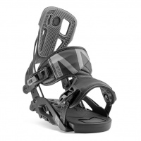 Flow - Fuse Fusion Black 19-20 Snowboard Bindings