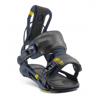 Flow - Fenix Fusion Midnight Snowboard Bindings