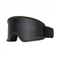 Dragon - DX3 Blackout Luma Lens Dark Smoke Snow Goggles