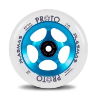 Proto - Plasma Pro Electric Blue Scooter Wheel 110mm