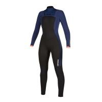 Mystic - Dazzled 5/3mm Navy FZ Womens Winter Wetsuit