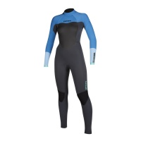 Mystic - Star 5/3mm Menthol Blue Womens Winter Wetsuit