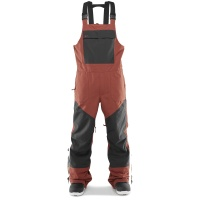 Thirty Two - Basement Bib Brick Mens Snowboard Bib Pants