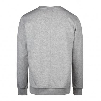 Mystic Dax Sweatshirt in Grey back