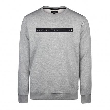 Mystic Dax Sweatshirt in Grey
