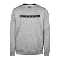 Mystic - Dax Sweatshirt in Grey