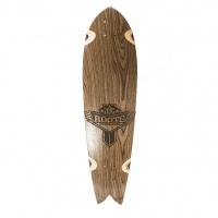 Roots Longboards - Fish V2 Longboard Deck