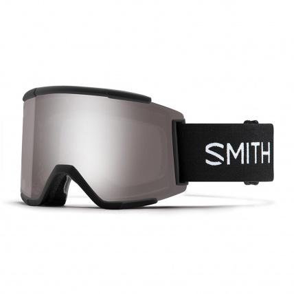 Smith Squad XLBlack ChromaPop Sun Platinum Snow board Goggles