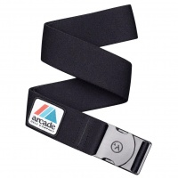 Arcade Belts  - Rambler Black Logo Belt