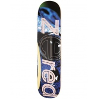 Alltimers Skateboards - Rep Eye Zered 8.25 Skate Deck