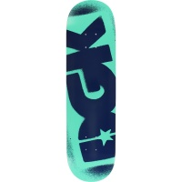 DGK - Logo Skateboard Deck Teal Navy 8