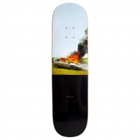 WKND Skateboards - Van on Fire 8.18