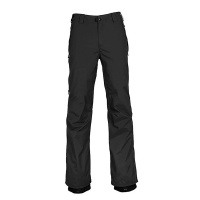 686 - Standard Shell Black Mens Snowboard Pants