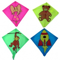 Spirit of Air - Mini Diamond Graphic Kite