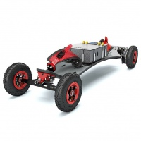 Trampa - Pro Spur Drive Electric Mountainboard