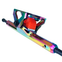 MBS - Metal Matrix II Oil Slick Mountainboard Truck