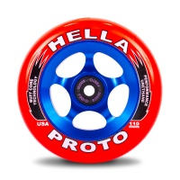 Proto - X Hella Grip Grippers 110mm Scooter Wheel