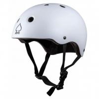Protec - Prime Certified Helmet Matte White