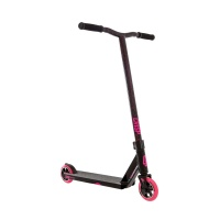 Crisp - Blaster Stunt Scooter Black Pink Cracking