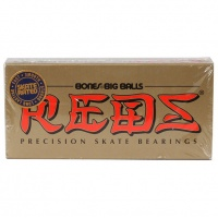 Bones - Big Reds Balls Bearings