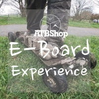 ATBShop - Electric Mountainboard Test Drive