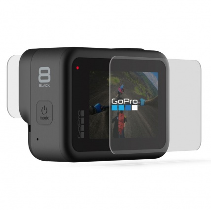 GoPro Hero8 Black Tempered Glass Lens & Screen Protectors
