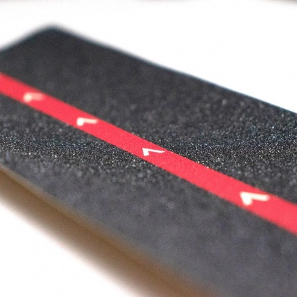 Above Arrow Scooter Griptape Red