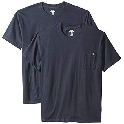 Dickies Pocket Tee S-Sleeve Dark Navy