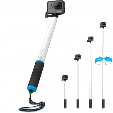GoPole Reach Telescopic Pole for GoPro