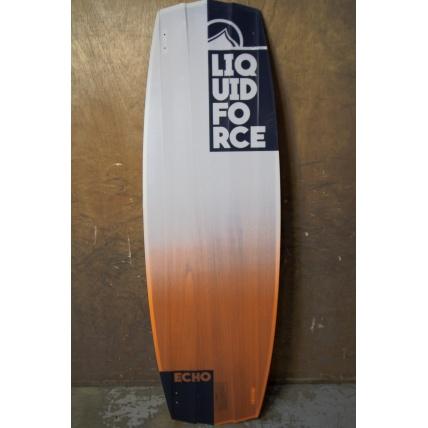 Liquid Force Kites Echo Wake Style Kitesurf Board Back