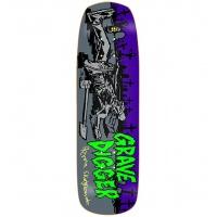 Heroin Skateboards - Grave Digger 9.5
