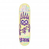 Heroin Skateboards - Lee Yankou imp 3 8.25