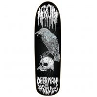 Heroin Skateboards - DMODW Raven 9.25