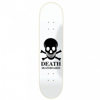Death - Mini Deck OG Black Skull 7.25