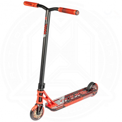 MGP MGX P1 Pro Scooter Red and Black