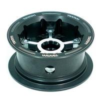 Trampa - Deep Dish Megastar Hubs for 9in Tyre