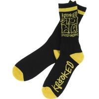 Krooked - KD Ultra Black Yellow