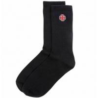Independent - Cross Skate Sock Black