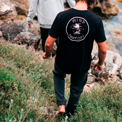 Mystic Windwarriors Tee Caviar Photo