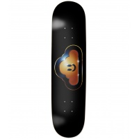 Thank You Skateboards - Medallion Deck Black 8.0